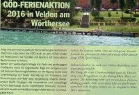 GÖD-Ferienaktion 2016 in Velden am Wörthersee